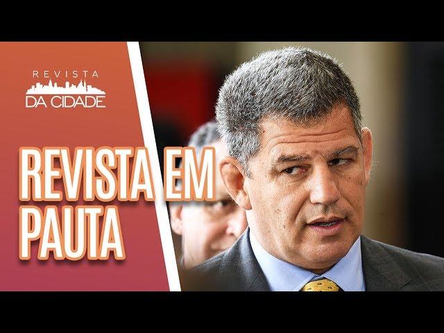 Revista em Pauta: Demissão Gustavo Bebianno - Revista da Cidade (21/02/19)