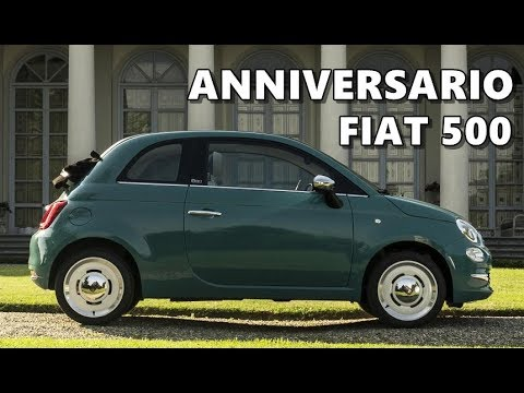 fiat 500 anniversario 2017 walkaround driving interior youtube. Black Bedroom Furniture Sets. Home Design Ideas
