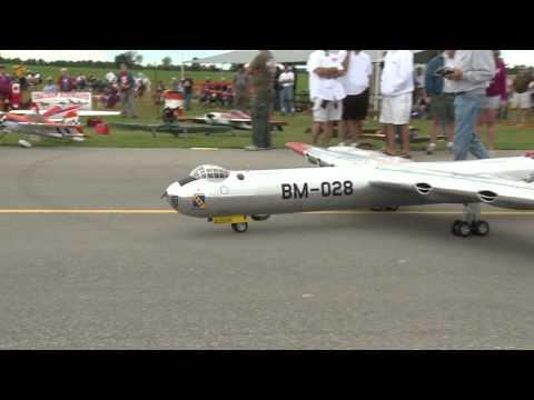 Carl Bachhuber 1:12 scale model plane  Peace Maker  RC-TV