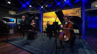 """Saturday Sessions: Bill Murray, Jan Vogler & Friends perform """"The Swan / Blessing the Boats"""""""