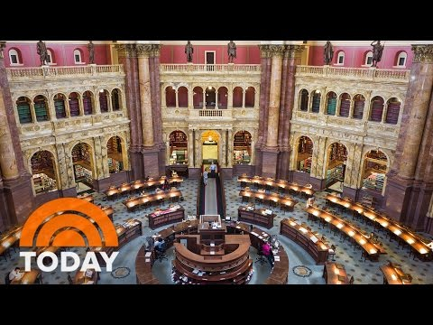 Library Of Congress Digitizing Historic Archives | TODAY