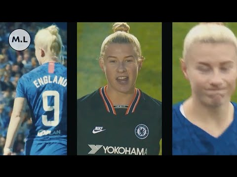 One of my favourite female players, Bethany England