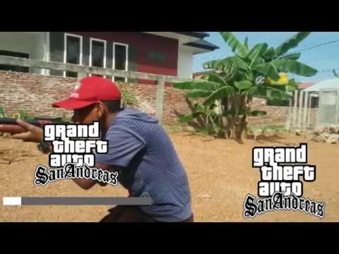 GTA San Andreas Real Life - Indonesia