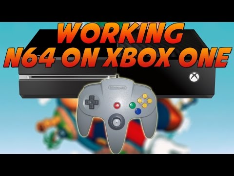 How To Play N64 Games On Xbox One