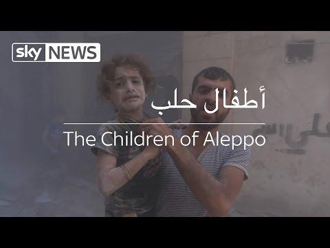 The children of Aleppo