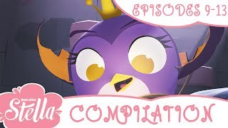 Angry Birds Stella Compilation | Season 1 | Ep9-13