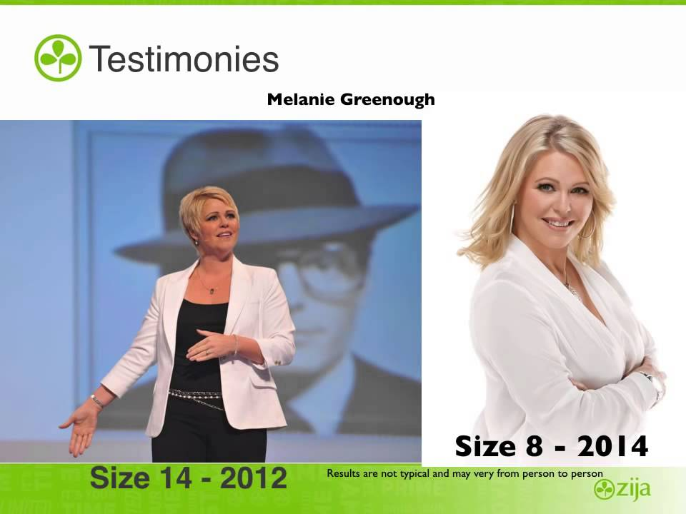 Greg & Melanie Greenough Reach Double Black Diamond With Zija International