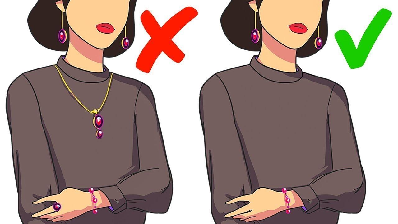 14 reglas una de vestir que aprender todas el todo vez debe mundo para por BFrwqdnTB