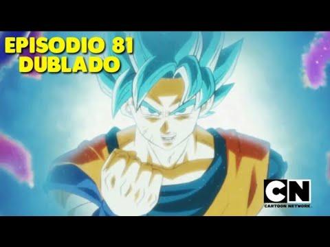 Dragon Ball Super episódio 81 Dublado