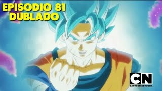 Dragon Ball Super episódio 81 Dublado