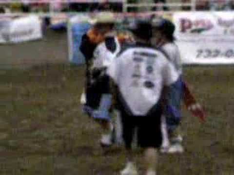 MUTTON BUSTIN with Jackson J. Collin Wynn Wood