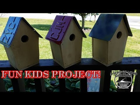 a-kids-project-|-license-plate-birdhouses