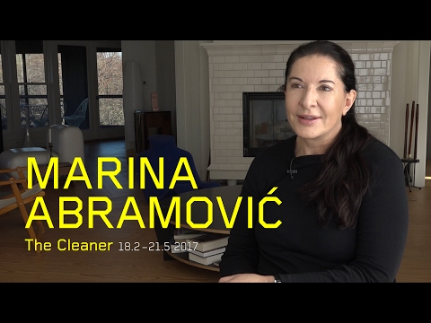 Marina Abramović – The Cleaner del 1