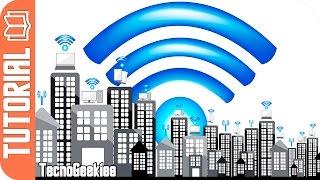 Tutorial como amplificar un 300% la wifi de tu router - Los 3 metodos mas usados faciles y gratuitos
