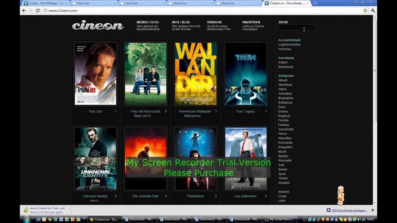 Kostenlose Filme Downloaden