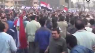 ليلى علوى تتعرض للتحرش فى التحرير