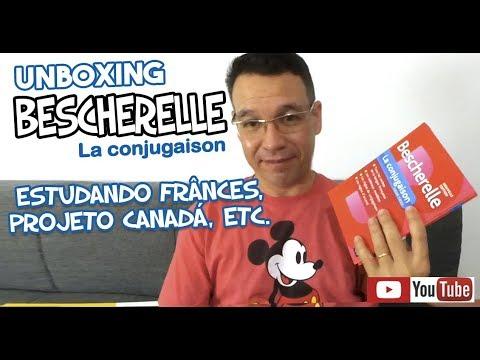 livro-bescherelle:-la-conjugaison-pour-tous-(unboxing)