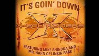 X-Ecutioners Feat. Mike Shinoda And Mr. Hahn Of Linkin Park - It