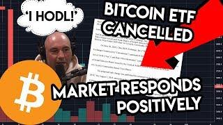 Bitcoin Van Eck ETF News Well Received & Joe Rogan Speaks out about Bitcoin