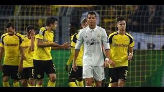 Borussia Dortmund vs Real Madrid 2-2 UCL Highlights 2016