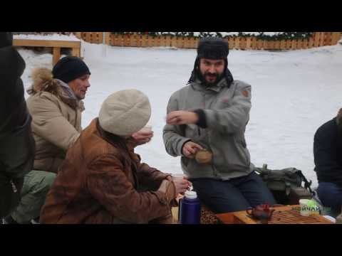 Китайский новый год на льду. Чистые Пруды. Chinese New Year. Chistye Prudy area, Moscow