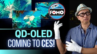 Samsung QD-OLED coming in 2022…