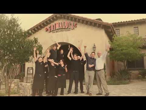 Welcome to Grimaldi's Pizzeria