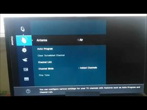 (Free TV) How to get channels without cable or antenna / fix blank tv static