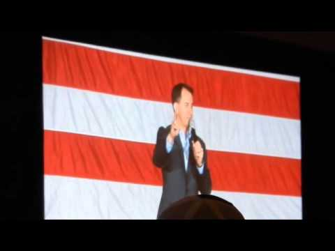 American Rally with Ted Cruz & Scott Walker April 4, 2016 Waukesha Exposition Center