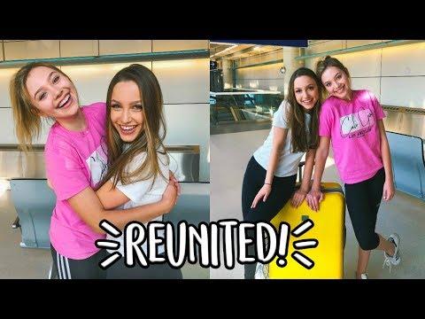 Reuniting With My Internet Best Friend!! Ft. Sasha Morga