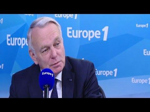 Valls-Macron, Theresa May et Barroso : Jean-Marc Ayrault répond aux questions de Samuel Etienne