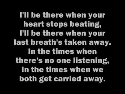 +44 - When your heart stops beating [LYRICS]