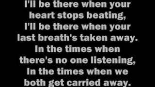 44 When Your Heart Stops Beating LYRICS