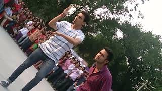 Haryanvi boys dance In Jaat land