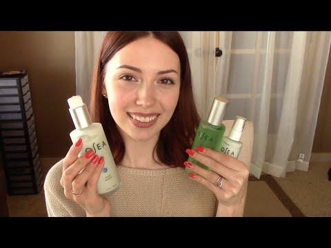 Natural & Vegan Skincare: OSEA Review+Demo!