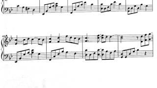 今回ご依頼がありましたのでソロ用の楽譜を作成しました。編曲は、オリ...