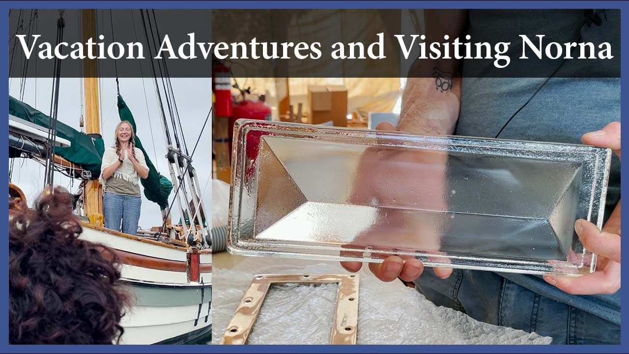 Download Vacation Adventures and Visiting Norna - Episode 179 - Acorn to Arabella: Journey of a Wooden Boat