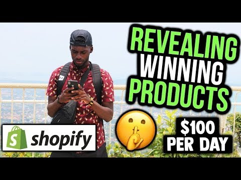 EASIEST WAY To Find HOT SELLING Products in 2019 | Shopify Dropshipping thumbnail