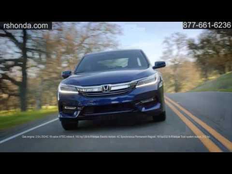New 2017 Honda Accord Hybrid Russell U0026 Smith Honda Houston TX Missouri City  TX