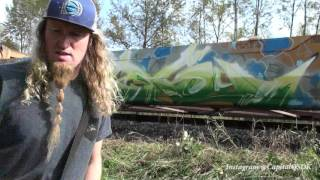 "Graffiti - KEEP6 SDK - song ""Stop What Ya Doin"" Apathy ft. Celph Titled"
