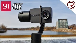 YI Lite Action Camera Review & Sample Footage - An affordable Camera with EIS