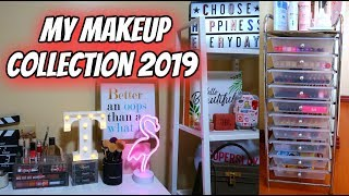 Baixar MAKEUP COLLECTION & VANITY TOUR 2019! (Philippines) | Tyra C. ❤️