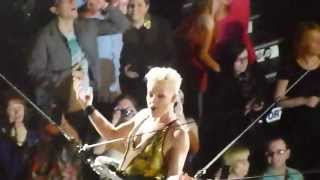 Pink - So What - live Manchester 15 april 2013 - HD