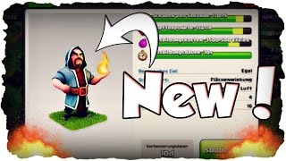 Neuer Magier Level 6! | CLASH OF CLANS | Mauern to Max 1/250! (Deutsch / German)
