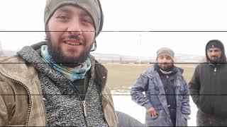 Karda buzda Balık avı 2019 (Bereketli Geçti )