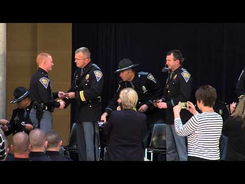 73rd Graduation Class May 1, 2014 Indiana State Police