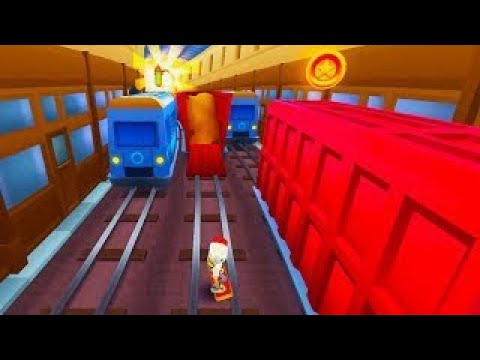 Subway Surfers Cairo World Tour Gameplay Android And IOS Games For Kids