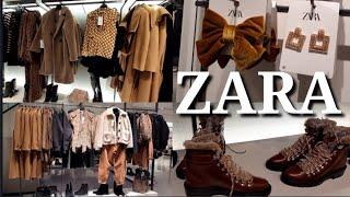 #Zara #December2019 #Newcollection Zara New Winter collection /New In December 2019