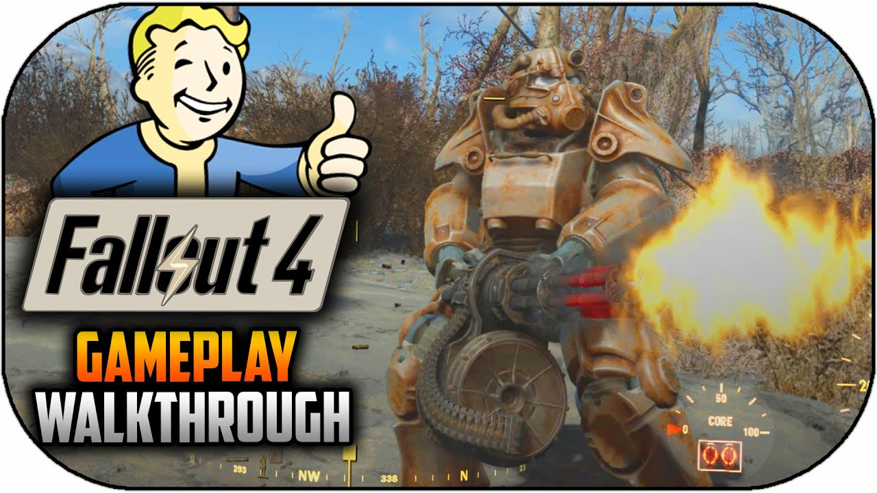 GR Pick: Fallout 4 Fans Create Famous Figures and Freaks ...
