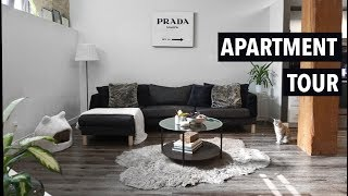 Apartment Tour | On A Budget